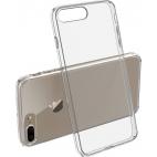 Θήκη Σιλικόνης για iPhone 7 Διάφανη