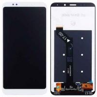 Οθόνη LCD Για Xiaomi Redmi 5 Plus Λευκή