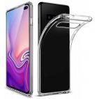 Θήκη Σιλικόνης για Samsung S10 Plus G975 Διάφανη OEM