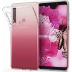Θήκη Σιλικόνης για Samsung A9 2018 A920 Διάφανη