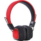 Headphone Element HD-800BT-R Fabric Red