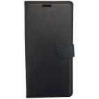 Θήκη Book Δερματίνης για Xiaomi Redmi Note 7/7 Pro Μαύρη