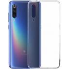 Θήκη Σιλικόνης για Xiaomi Mi 9 Διάφανη