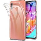 Θήκη Σιλικόνης για Samsung A70 A705 Διάφανη