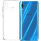Θήκη Σιλικόνης για Samsung A30 A305 Διάφανη