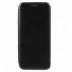 Θήκη Μαγνητική Flip Curved για Xiaomi Mi 8 Μαύρη