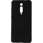 Θήκη Σιλικόνης για Xiaomi K20/Mi 9T Μαύρη