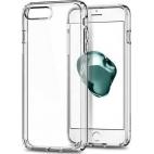 Θήκη Σιλικόνης για iPhone 7 Plus/8 Plus Διάφανη