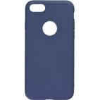 Θήκη Hard Σιλικόνης για iPhone 7/8 Μπλε