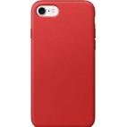 Θήκη Σιλικόνης Silky Soft Touch για iPhone 7 Plus/8 Plus Κόκκινη