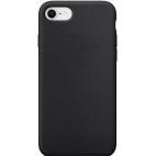 Θήκη Σιλικόνης Silky Soft Touch για iPhone 7 Plus/8 Plus Μαύρη