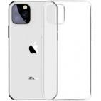 Θήκη Σιλικόνης για iPhone 11 Pro Διάφανη