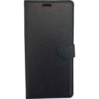Θήκη Book Δερματίνης για iPhone X/XS Μαύρη