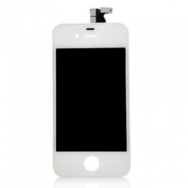 Οθόνη LCD (Digitizer) για iPhone 4 Λευκό