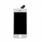 OEM Οθόνη LCD (Digitizer) για iPhone 5S Λευκό