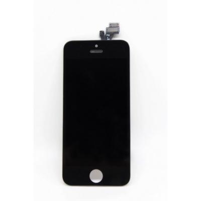 OEM Οθόνη LCD (Digitizer) για iPhone 5S Μαύρο