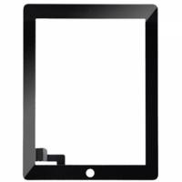 Digitizer/Touch Screen Panel - Οθόνη αφής για iPad 2 Mαύρο