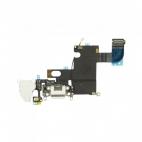 Flex φόρτισης/ακουστικών για iPhone 6 Λευκό