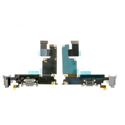 Flex φόρτισης/ακουστικών για iPhone 6 Plus  Grey
