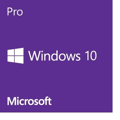 MICROSOFT Windows Pro 10, 64bit, English, DSP