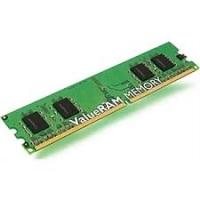 KINGSTON Memory KVR13N9S6/2, DDR3, 1333MHz, Single Rank, 2GB