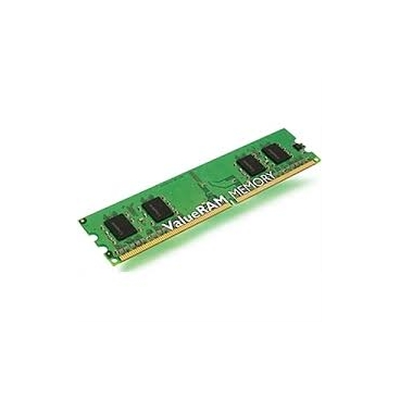 KINGSTON Memory KVR13N9S6/2, DDR3, 1333MHz, Single Rank, 2GB