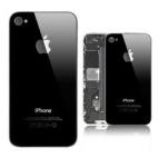 Πίσω Καπάκι/Back cover για iPhone 4s Μαύρο
