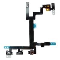 Καλωδιοταινία Power On-Off/Audio Buttons για iPhone 5