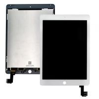 Οθόνη αφής (Digitizer)+ LCD   για iPad Air 2  Λευκό