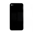 Πίσω Καπάκι/Back cover για iPhone 4s Μαύρο χωρίς Λογότυπο