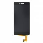 Οθόνη LCD (Digitizer) για Huawei Ascend P8 Μαύρο