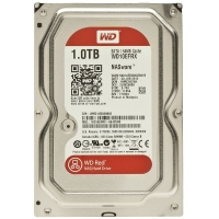Western Digital Red 1TB SATA3 WD10EFRX