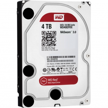 Western Digital Red 4TB WD40EFRX
