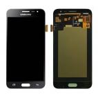Γνήσια Οθόνη LCD Για Samsung J3 SM-J320F 2016 Μαύρο GH97-18414C