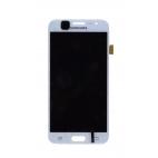 Γνήσια Οθόνη LCD Για Samsung J5 SM-J500F Λευκό GH97-17667A
