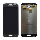 Γνήσια Οθόνη LCD Για Samsung J3 SM-J330F 2017 Μαύρο GH96-10969A